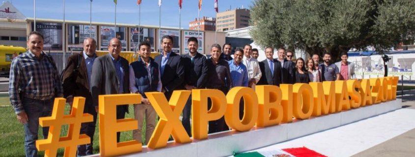Cabal consulting es elegida colaboradora de Expobiomasa en las Rondas de negocios con México